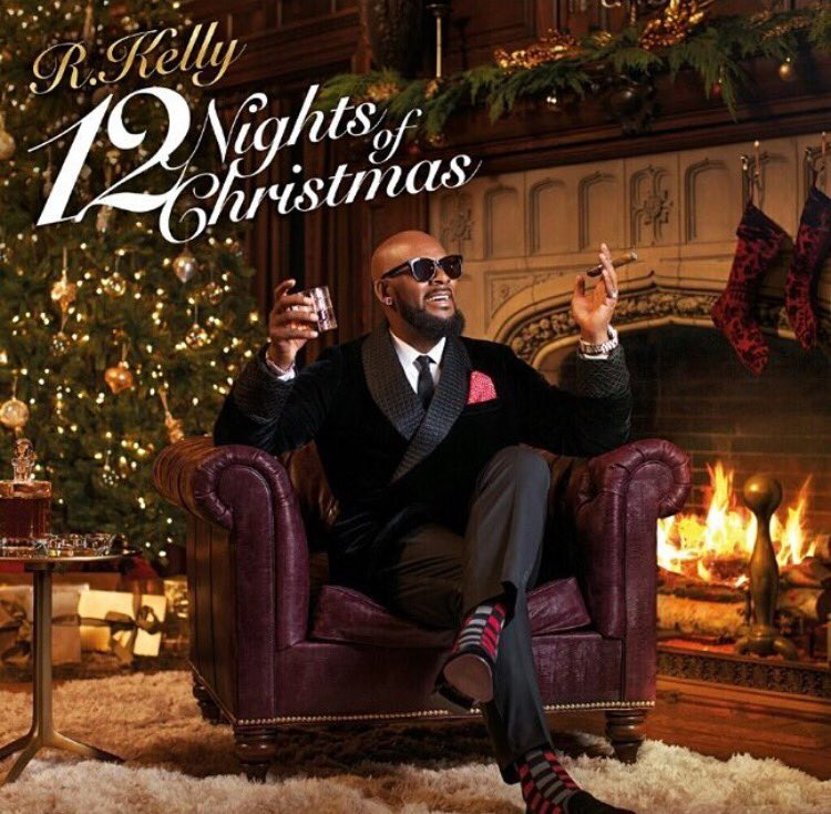 r kelly 12 nights of christmas