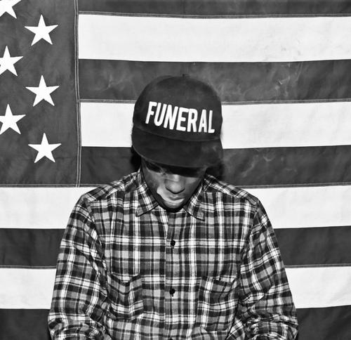 ASAP+Rocky funeral