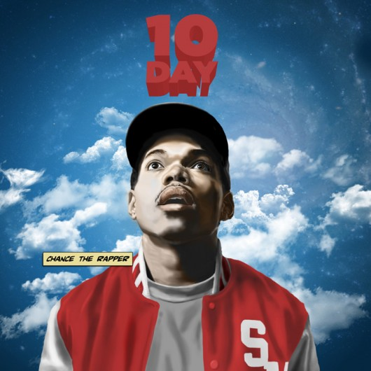 chance the rapper 10 day mixtape cover download