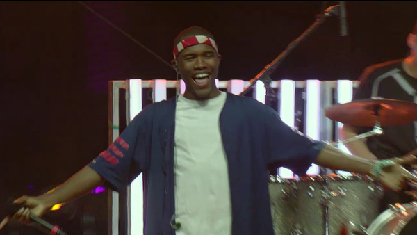 Frank Ocean American Wedding.Frank Ocean Performs American Wedding New Song At