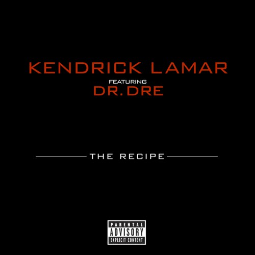 the recipe artwork