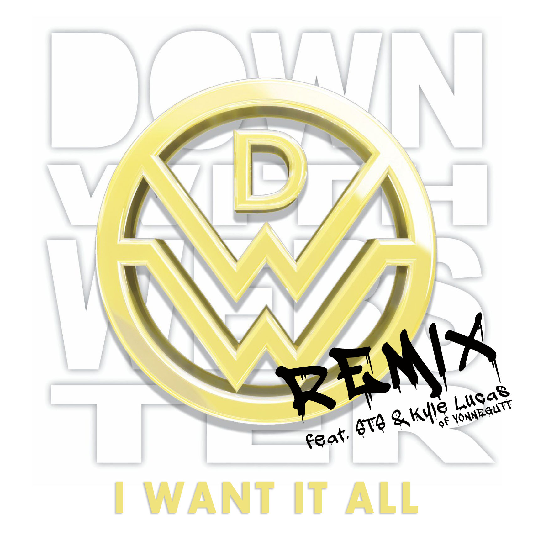down with webster i want it all remix