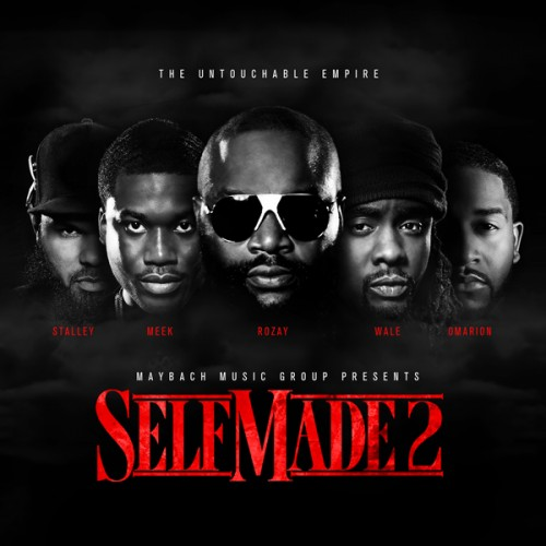 mmg selfmade vol 2 cover