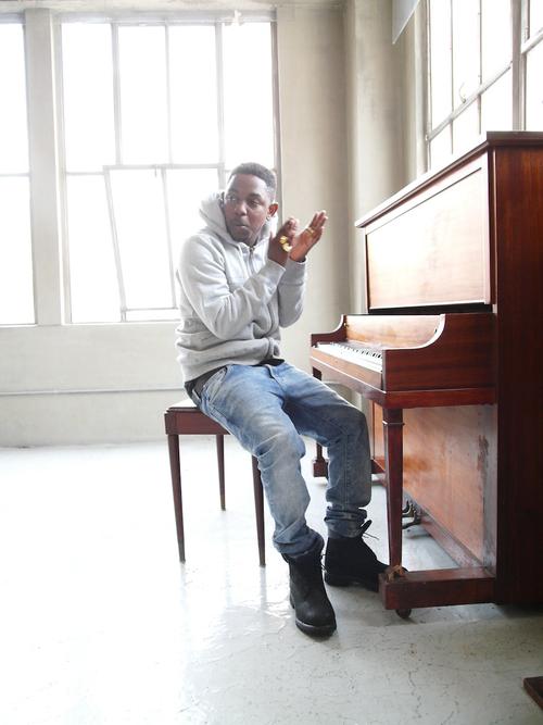 kendrick lamar piano