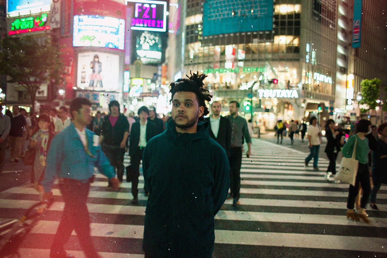 the weeknd japan