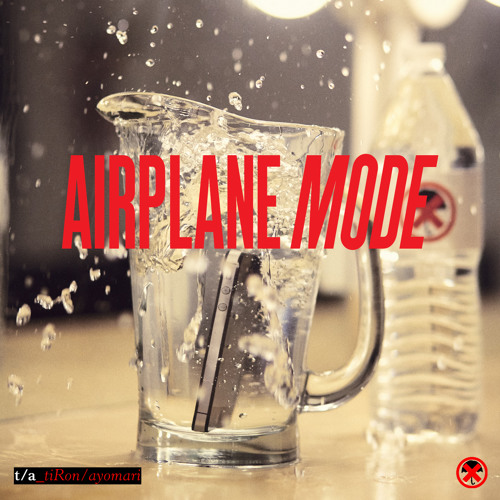 tiron & ayomari airplane mode