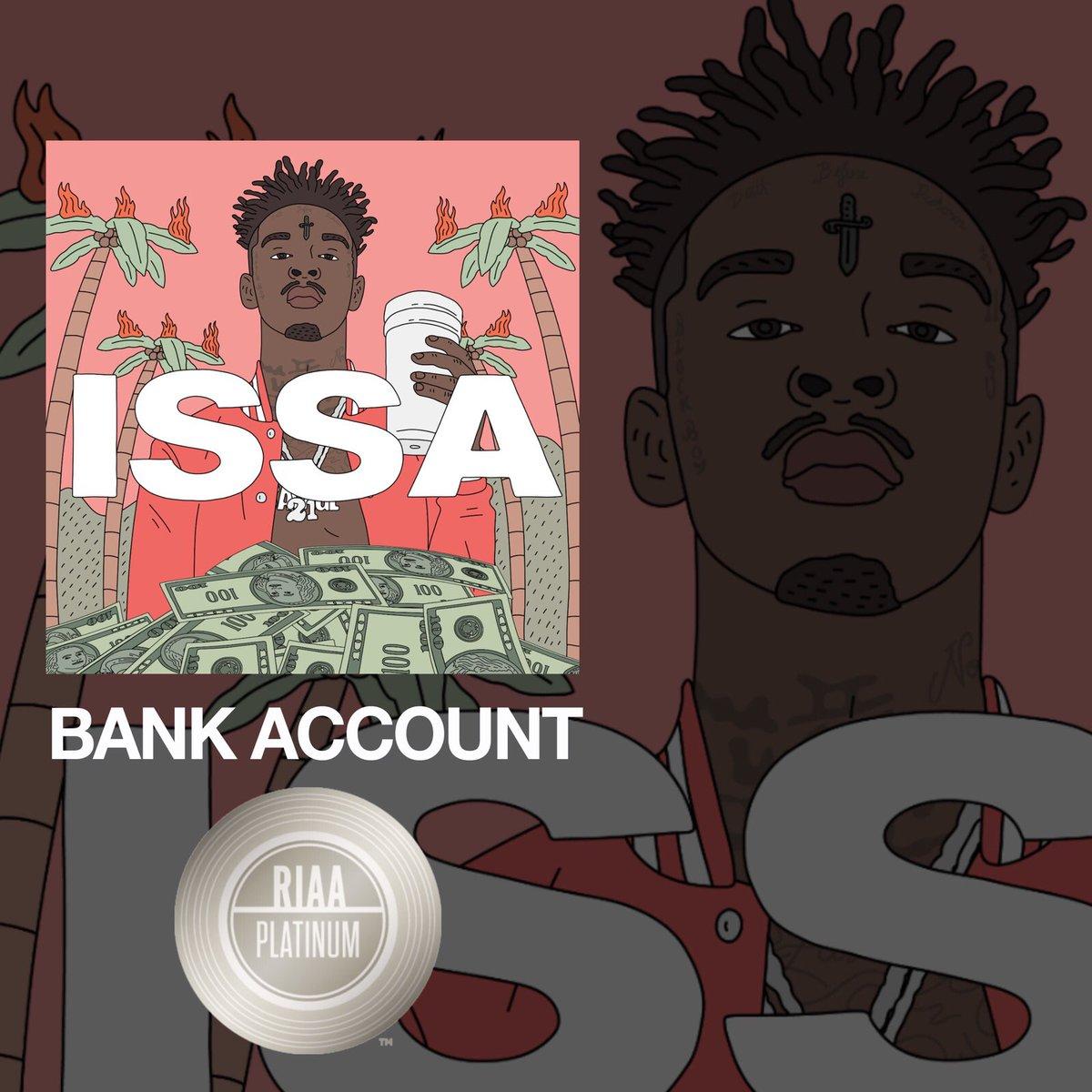 bank account platinum