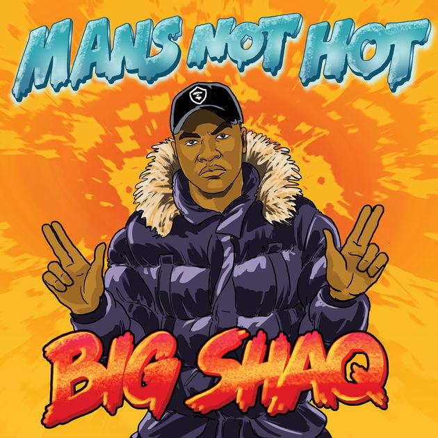 mans not hot song