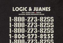 1-800-273-8255 latin remix