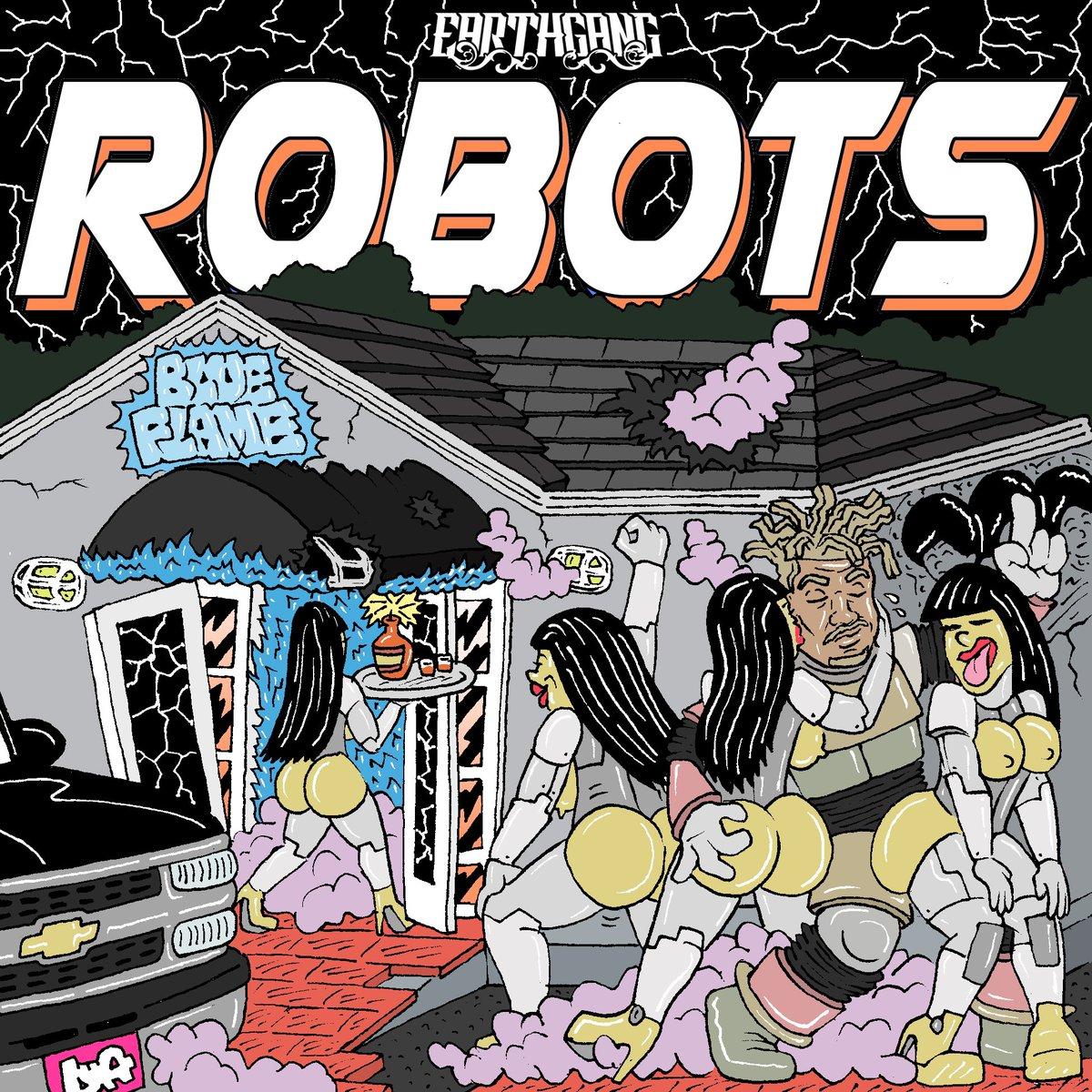 earthgang robots