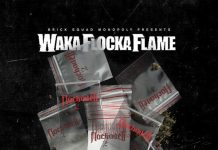 Waka Flocka Flame Trap My Ass Off