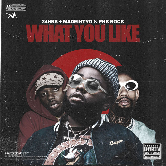 24hrs what you like remix