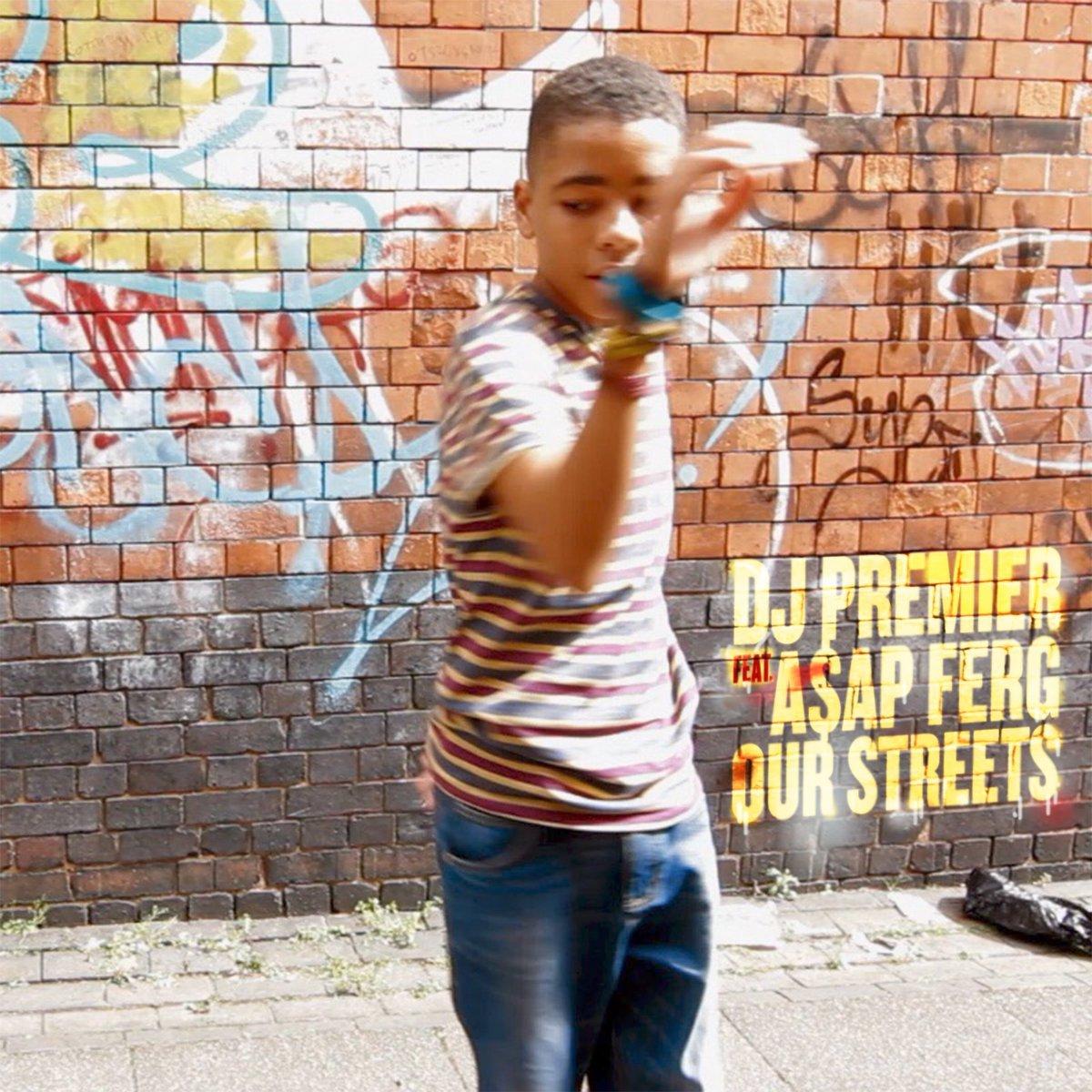 DJ Premier Our Streets