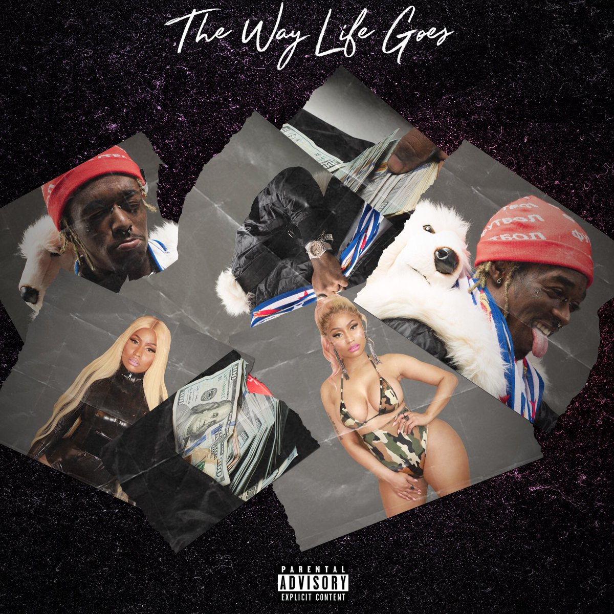 the way life goes remix
