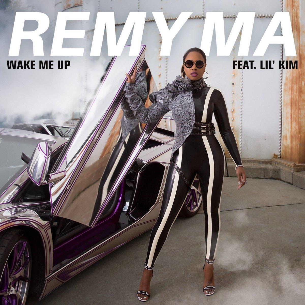 remy ma wake me up