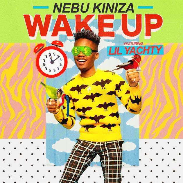 nebu kiniza wake up