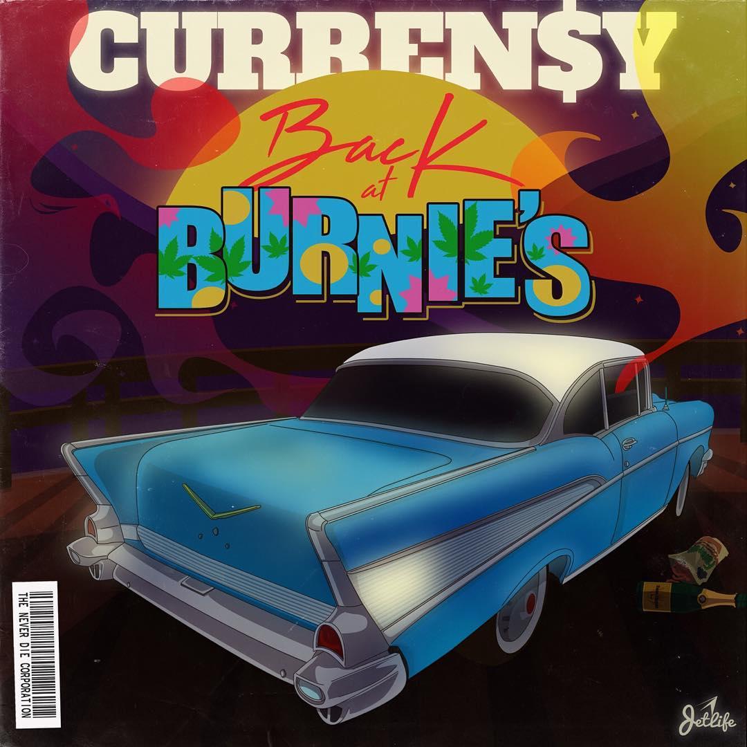 currensy back at burnies