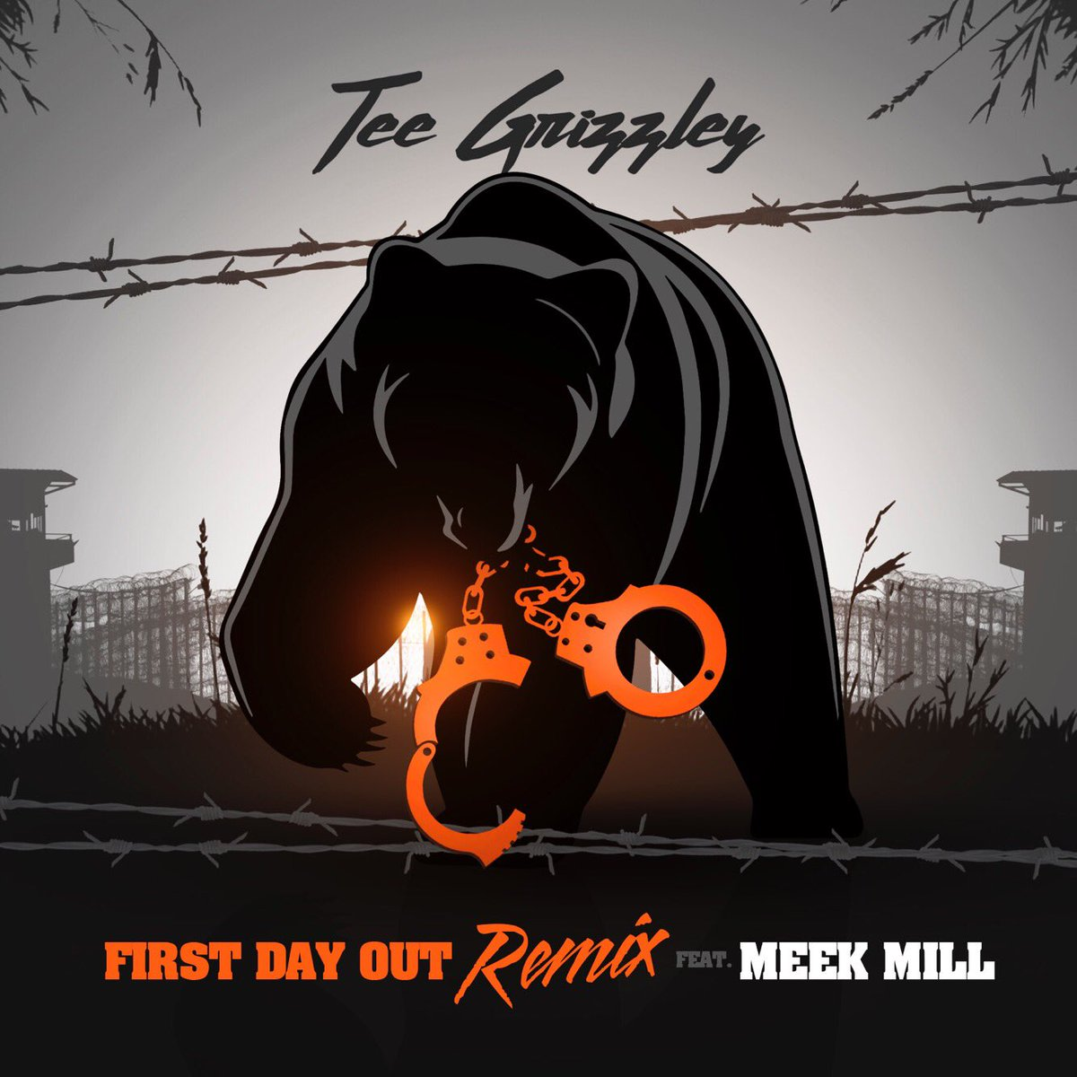 meek mill first day out remix