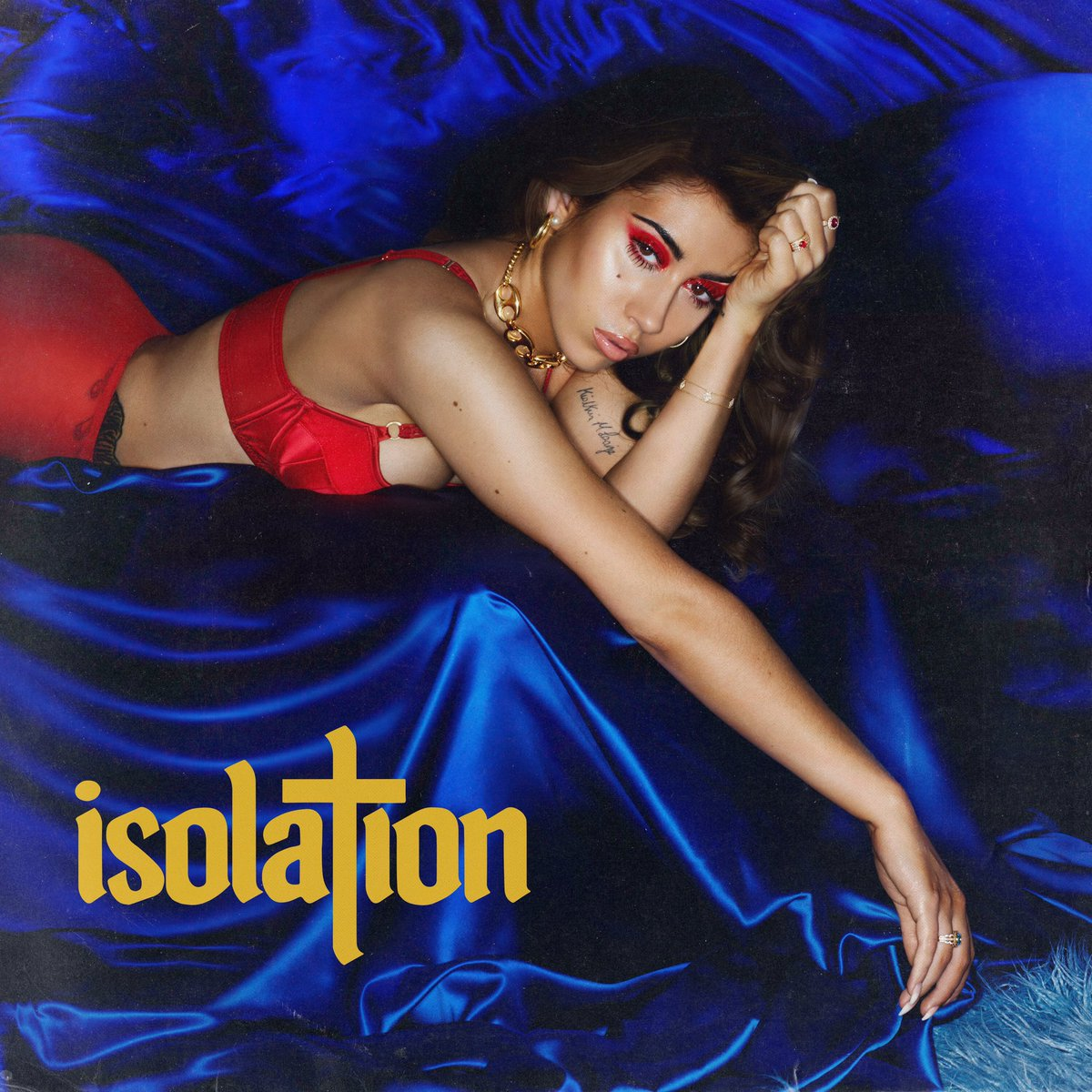 kali uchis isolation