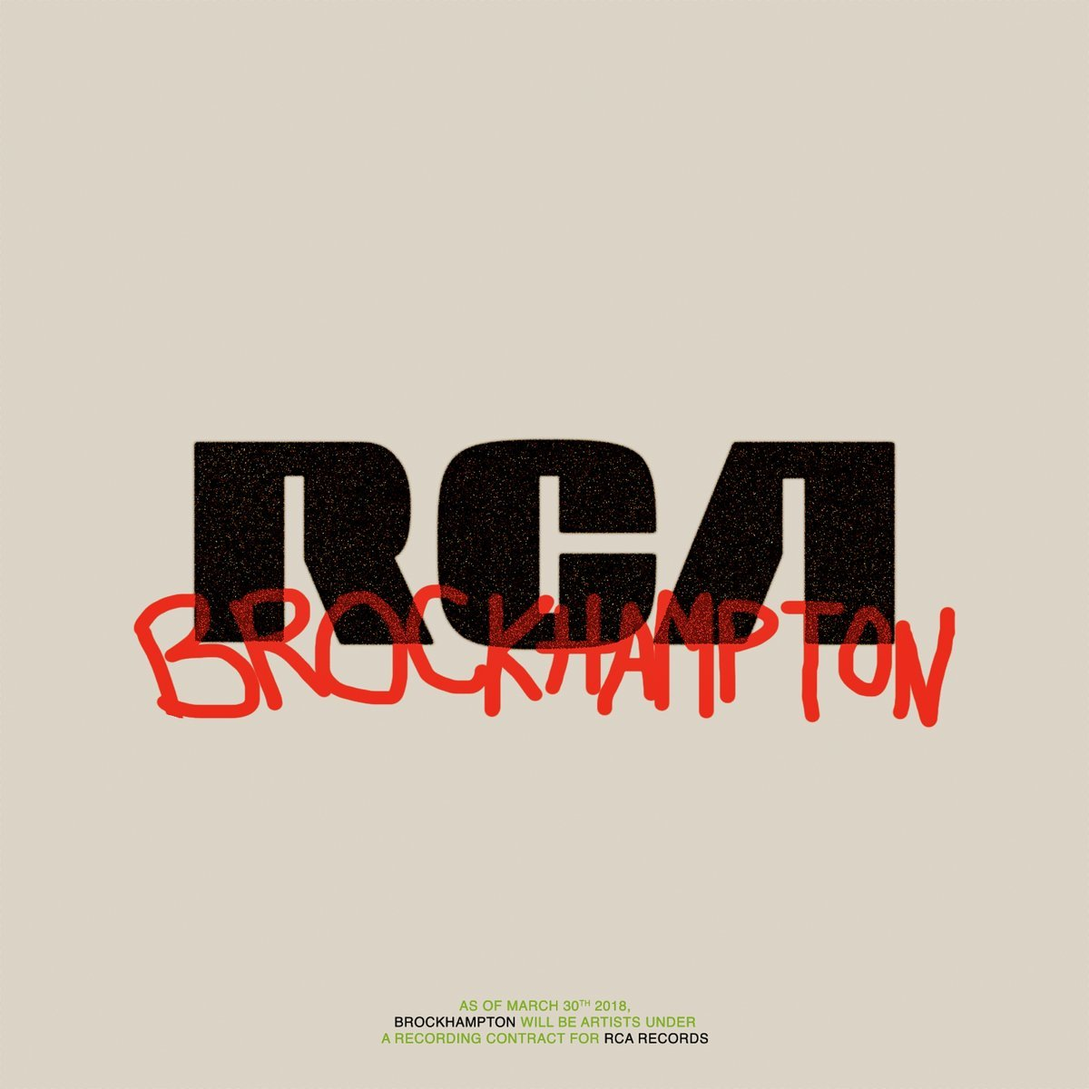 brockhampton rca records