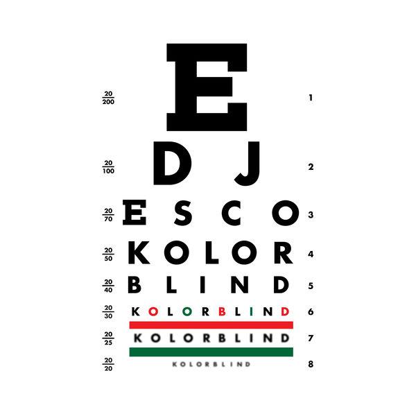 DJ Esco Kolorblind