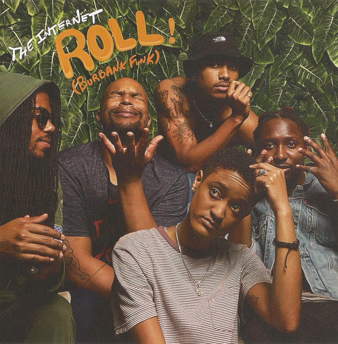 the internet roll