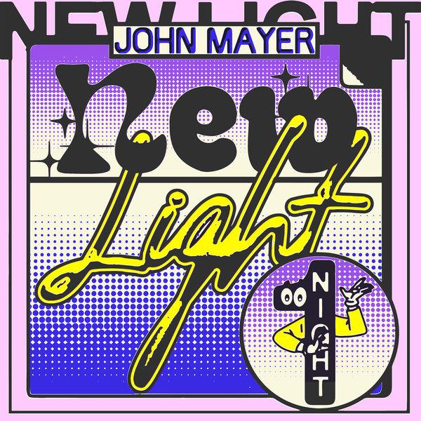 john mayer new light