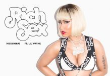 nicki minaj rich sex