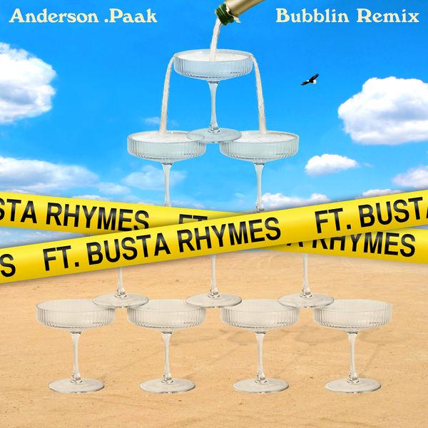 Bubblin Remix