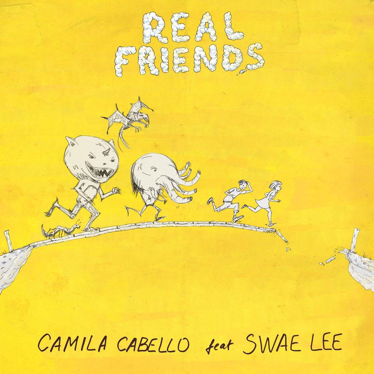 camila cabello real friends