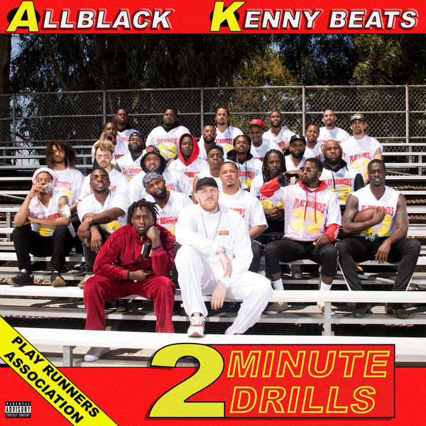allblack kenny beats 2 minute drills