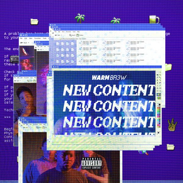 warm brew new content