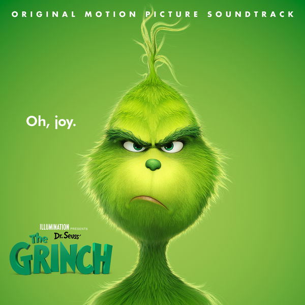 the grinch soundtrack