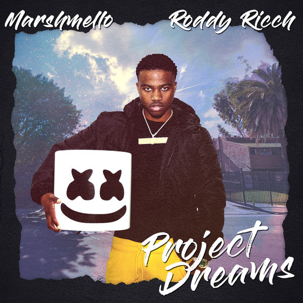 marshmello roddy ricch project dreams