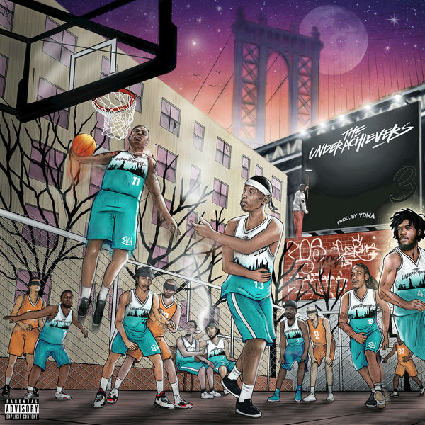 the underachievers stone cold