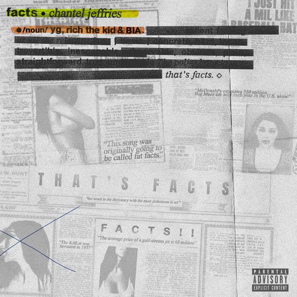 chantel jeffries facts