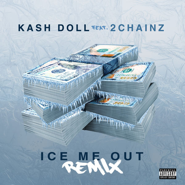 kash doll ice me out remix