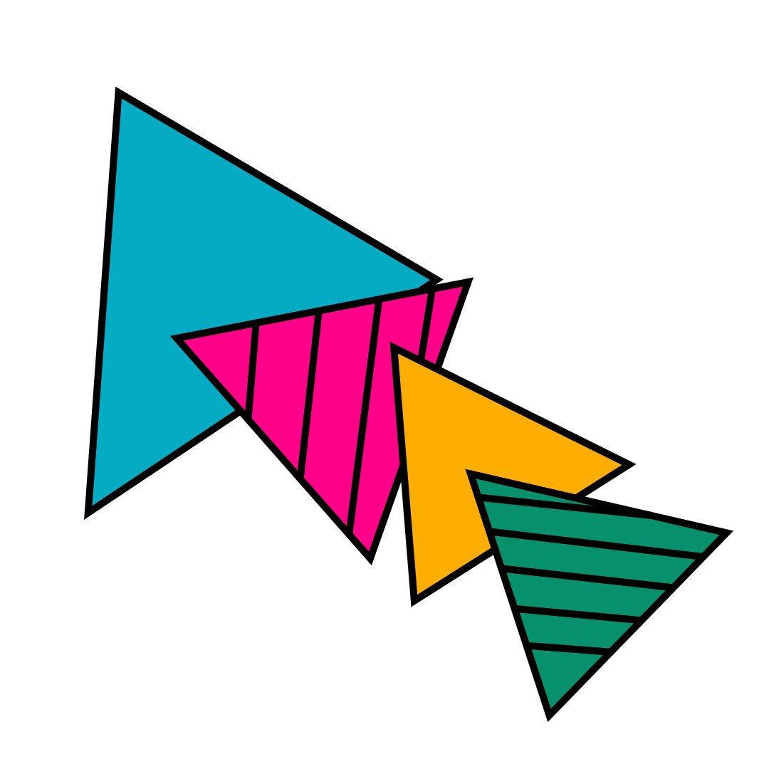 triangle head roll it up