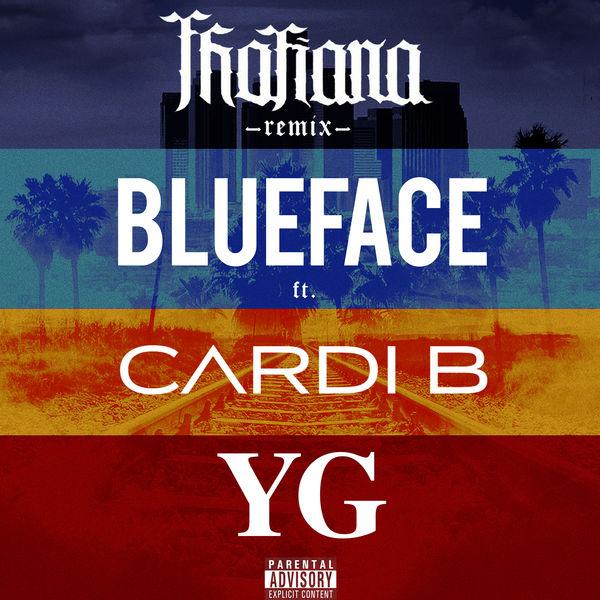 blueface thotiana remix