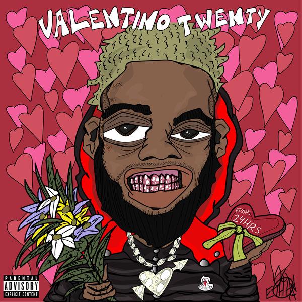 24hrs valentino twenty