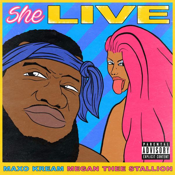 Maxo Kream She Live