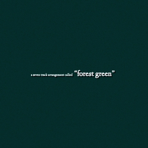 Q Forest Green