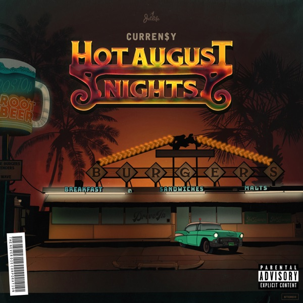 currensy hot august nights