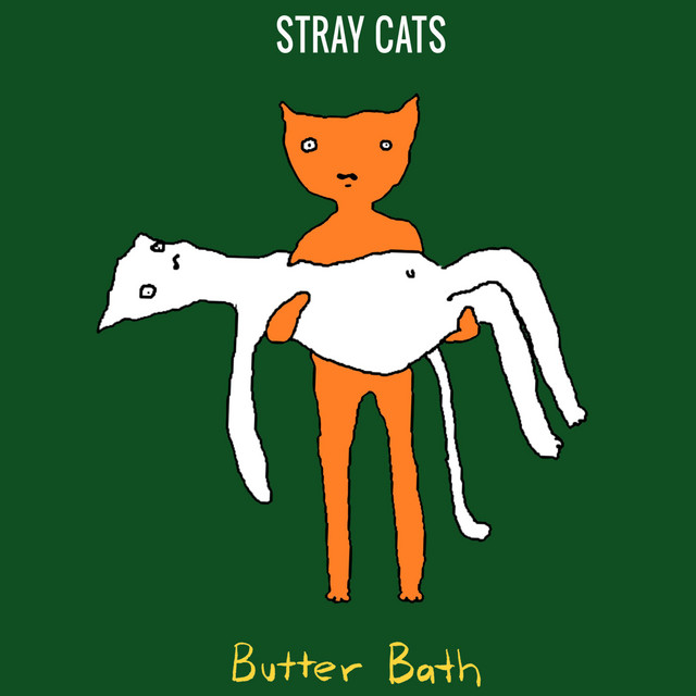 butter bath stray cats
