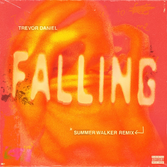 trevor daniel falling remix