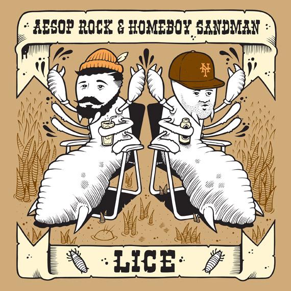 Aesop Rock Homeboy Sandman
