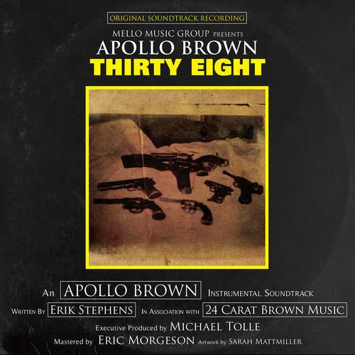 Apollo Brown .38