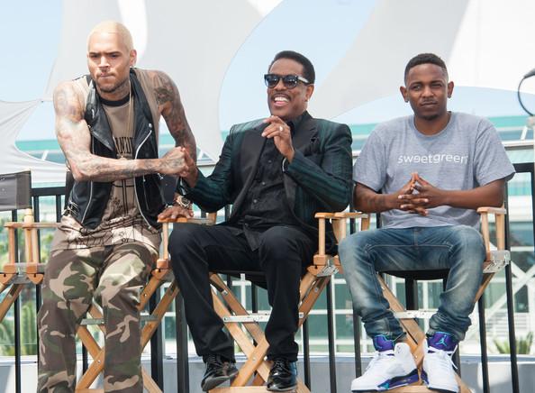 Chris Brown Kendrick