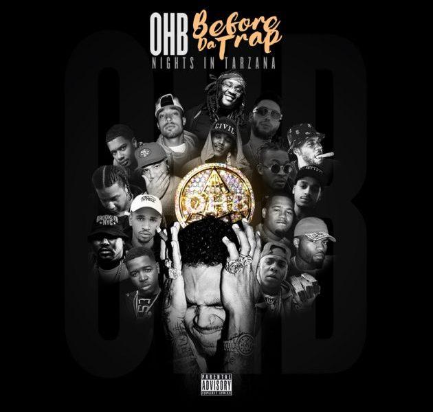 Chris Brown OHB