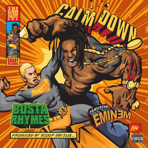 Eminem Busta Rhymes